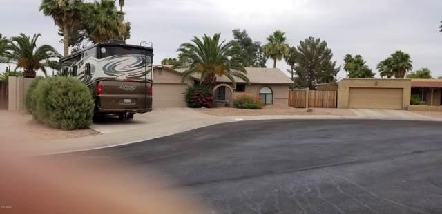 4912 E Columbine Drive, Scottsdale, AZ 85254 (MLS #6002397) :: RE/MAX Desert Showcase
