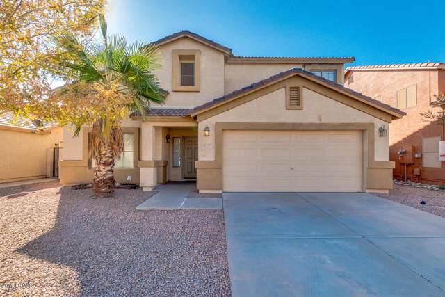 1585 E Jahns Drive, Casa Grande, AZ 85122 (MLS #6002428) :: Lux Home Group at  Keller Williams Realty Phoenix