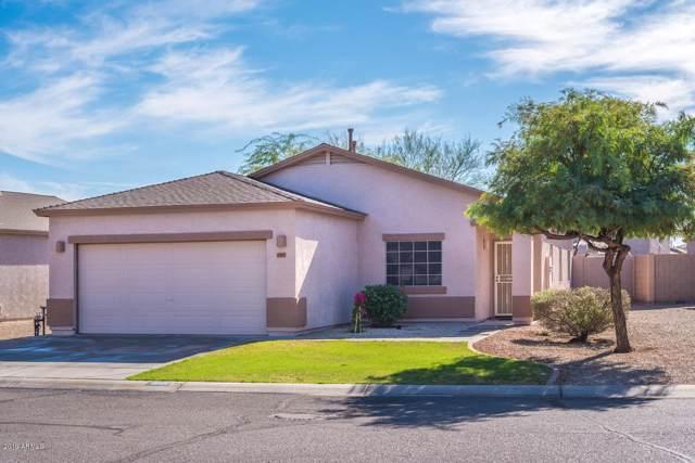 1949 E Saddle Drive, San Tan Valley, AZ 85143 (MLS #6002432) :: Occasio Realty