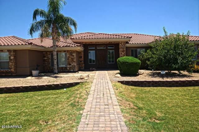 25611 S Val Vista Drive, Gilbert, AZ 85298 (MLS #6002439) :: The Property Partners at eXp Realty