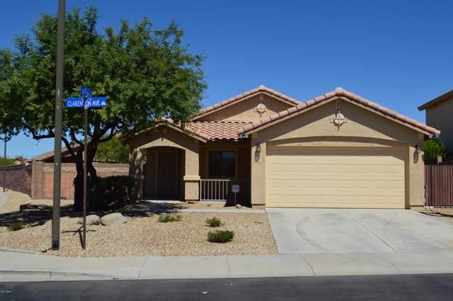 29762 W Clarendon Avenue, Buckeye, AZ 85396 (MLS #6002530) :: Long Realty West Valley