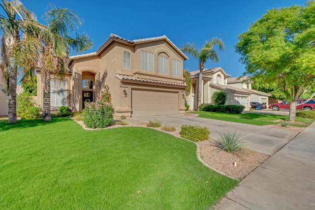 1716 E Barbarita Avenue, Gilbert, AZ 85234 (MLS #6002534) :: The Kenny Klaus Team