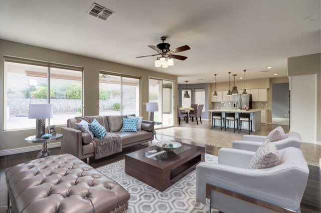 807 E Mountain Vista Drive, Phoenix, AZ 85048 (MLS #6002556) :: The Laughton Team