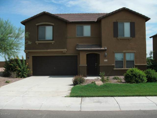 4614 W Cinnamon Avenue, Coolidge, AZ 85128 (MLS #6002586) :: Dijkstra & Co.