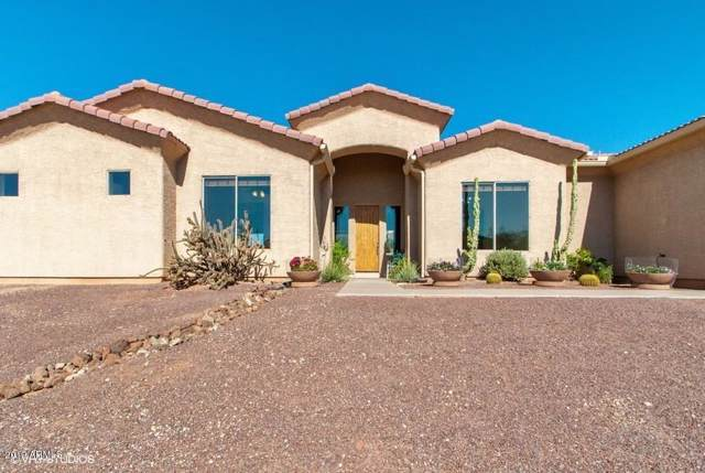44210 N 21ST Street, New River, AZ 85087 (MLS #6002588) :: The Daniel Montez Real Estate Group