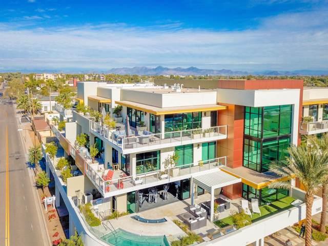 7502 E Main Street Ph-1, Scottsdale, AZ 85251 (MLS #6002594) :: Occasio Realty