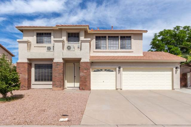 1414 E Carla Vista Drive, Chandler, AZ 85225 (MLS #6002603) :: The Helping Hands Team