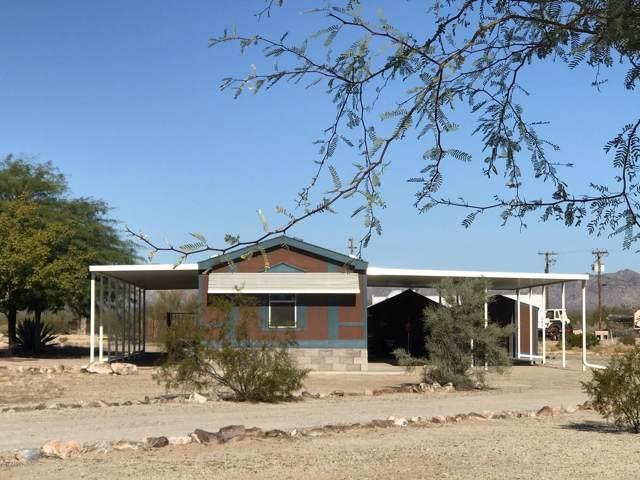 66791 66th Street, Salome, AZ 85348 (MLS #6002620) :: Lucido Agency