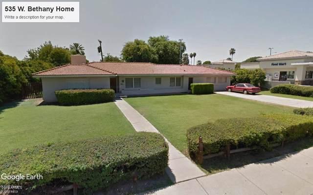 535 W Bethany Home Road, Phoenix, AZ 85013 (MLS #6002622) :: The Kenny Klaus Team