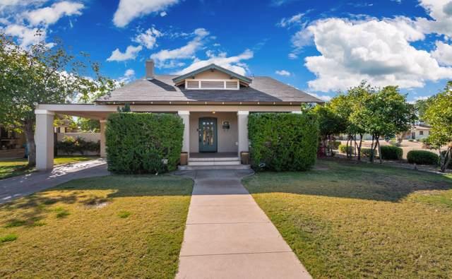 333 W Latham Street, Phoenix, AZ 85003 (MLS #6002626) :: The Laughton Team