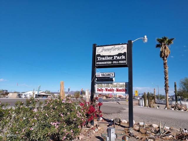 315 E Main Street, Quartzsite, AZ 85346 (MLS #6002633) :: The Kenny Klaus Team