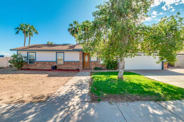 35 W San Angelo Street, Gilbert, AZ 85233 (MLS #6002642) :: The Kenny Klaus Team