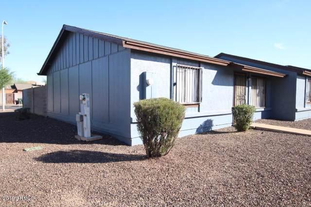 3645 N 69TH Avenue #88, Phoenix, AZ 85033 (MLS #6002648) :: The Laughton Team