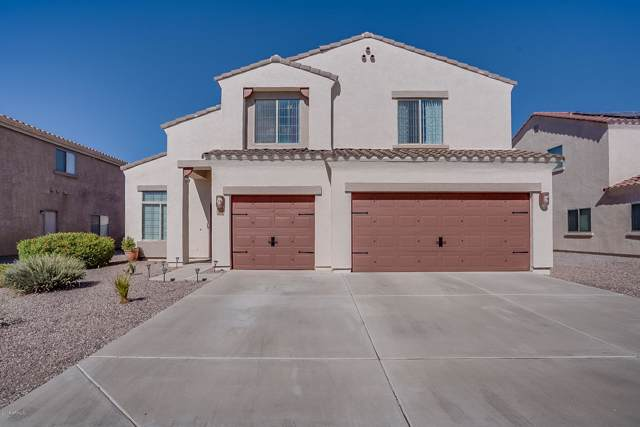 1636 E Angelica Drive, Casa Grande, AZ 85122 (MLS #6002677) :: Lux Home Group at  Keller Williams Realty Phoenix