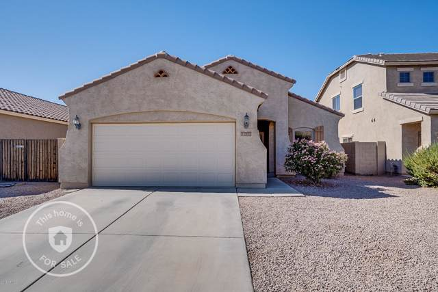 18420 N Comet Trail, Maricopa, AZ 85138 (MLS #6002682) :: Revelation Real Estate