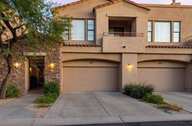 19550 N Grayhawk Drive #1063, Scottsdale, AZ 85255 (MLS #6002757) :: The Kenny Klaus Team