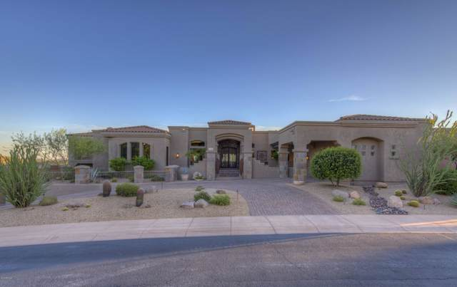 15105 E Camelview Drive, Fountain Hills, AZ 85268 (MLS #6002764) :: The Kenny Klaus Team