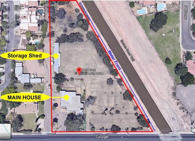 3426 E University Drive, Mesa, AZ 85213 (MLS #6002779) :: The Kenny Klaus Team