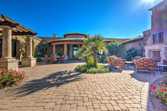 8669 E Overlook Drive, Scottsdale, AZ 85255 (MLS #6002796) :: CC & Co. Real Estate Team