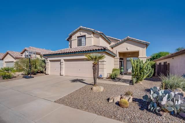 19207 N 39TH Street, Phoenix, AZ 85050 (MLS #6002797) :: Revelation Real Estate