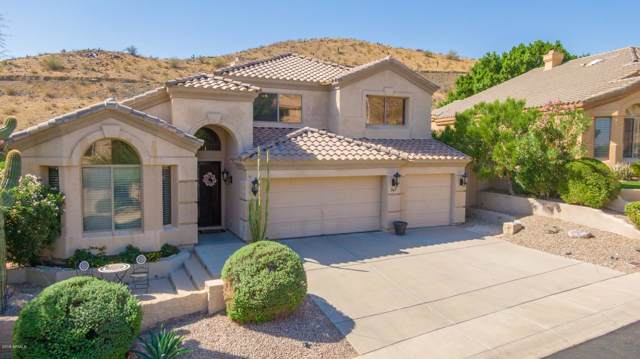 347 E Hiddenview Drive, Phoenix, AZ 85048 (MLS #6002806) :: The Laughton Team