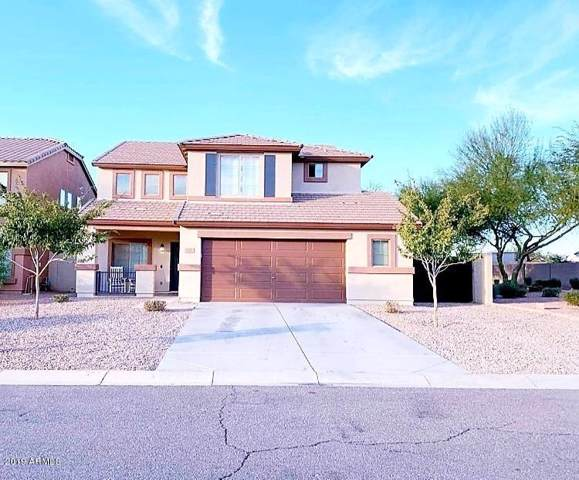 622 E Press Road, San Tan Valley, AZ 85140 (MLS #6002814) :: The Property Partners at eXp Realty
