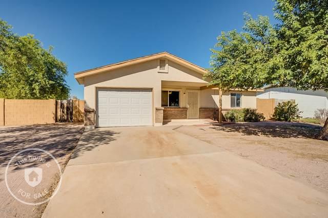 502 N 111TH Street, Mesa, AZ 85207 (MLS #6002825) :: Occasio Realty
