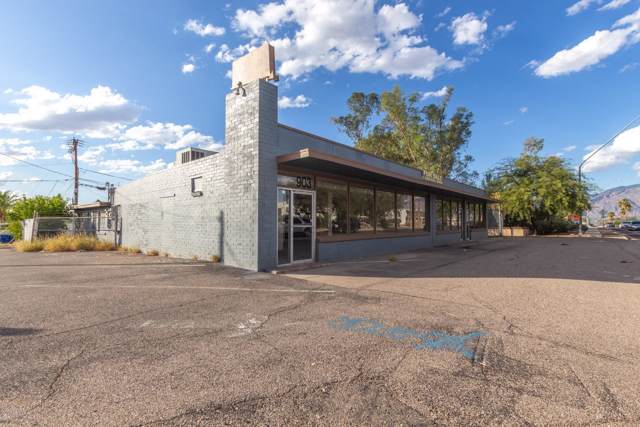 903 N Swan Road, Tucson, AZ 85711 (MLS #6002831) :: Conway Real Estate