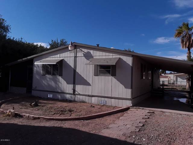 1566 E Southern Avenue, Apache Junction, AZ 85119 (MLS #6002837) :: The Daniel Montez Real Estate Group