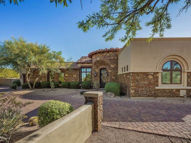 25511 N 89TH Street, Scottsdale, AZ 85255 (MLS #6002861) :: The W Group