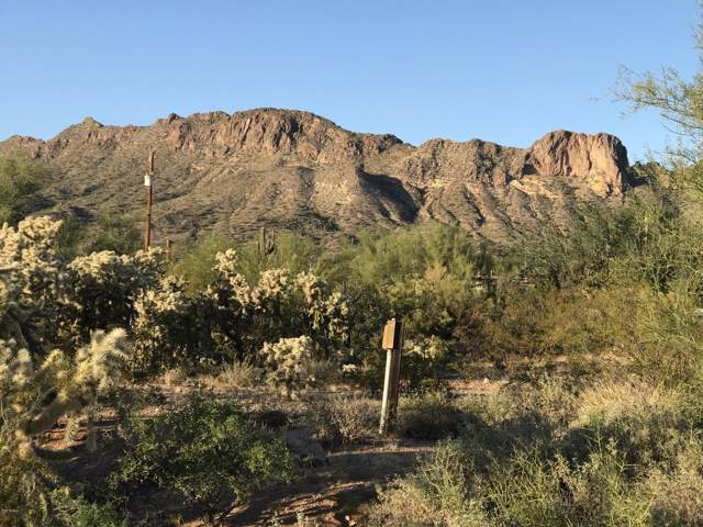 1550 W Mckellips E&F Boulevard, Apache Junction, AZ 85120 (MLS #6002864) :: The Daniel Montez Real Estate Group