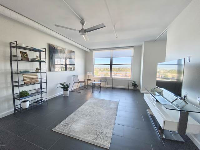 535 W Thomas Road #505, Phoenix, AZ 85013 (MLS #6002898) :: neXGen Real Estate