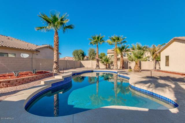 18468 N Primrose Drive, Maricopa, AZ 85138 (MLS #6002901) :: The AZ Performance PLUS+ Team