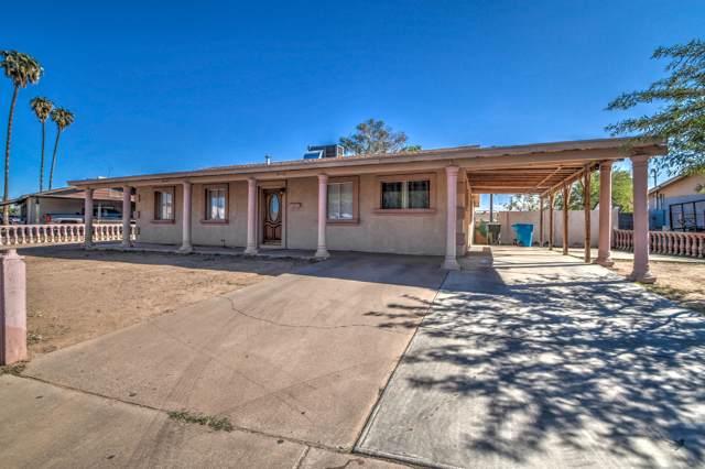 3355 N 62ND Drive, Phoenix, AZ 85033 (MLS #6002904) :: The Laughton Team