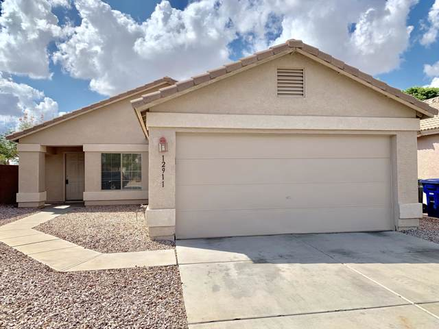 12911 W Voltaire Avenue, El Mirage, AZ 85335 (MLS #6002924) :: The Kenny Klaus Team
