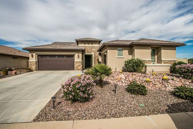 5252 W Posse Drive, Eloy, AZ 85131 (MLS #6002949) :: Yost Realty Group at RE/MAX Casa Grande