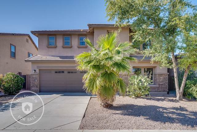 21352 N Denton Drive, Maricopa, AZ 85138 (MLS #6002986) :: Revelation Real Estate