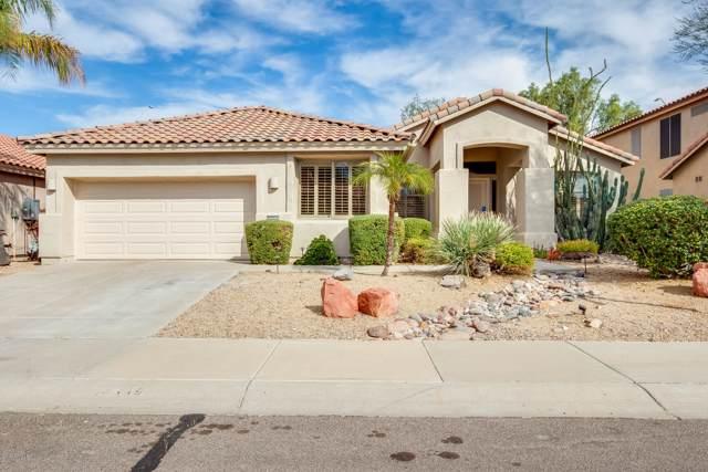 14449 N 99TH Street, Scottsdale, AZ 85260 (MLS #6002997) :: neXGen Real Estate
