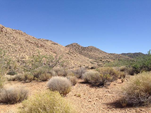 Lot 129 N Mine Road, Hackberry, AZ 86411 (MLS #6003020) :: Revelation Real Estate