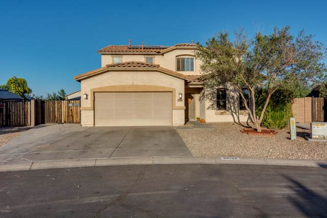 39147 N Luke Lane, San Tan Valley, AZ 85140 (MLS #6003033) :: The Property Partners at eXp Realty