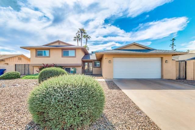 417 E Carson Drive, Tempe, AZ 85282 (MLS #6003055) :: The W Group
