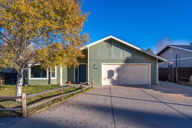 2809 N Fox Run Drive, Flagstaff, AZ 86004 (MLS #6003087) :: Brett Tanner Home Selling Team