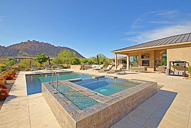 11701 E Desert Holly Drive, Scottsdale, AZ 85255 (MLS #6003096) :: Brett Tanner Home Selling Team