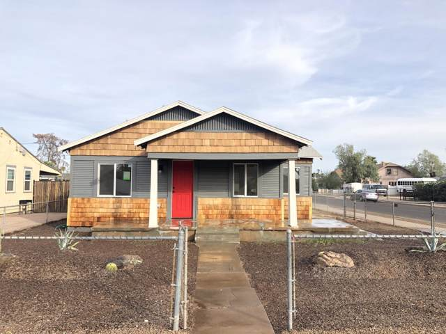 1101 N 13TH Street, Phoenix, AZ 85006 (MLS #6003121) :: The Laughton Team