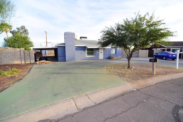 2723 W Rovey Avenue, Phoenix, AZ 85017 (MLS #6003199) :: Keller Williams Realty Phoenix