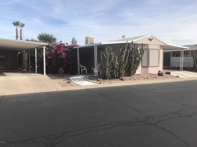 8103 E Southern Avenue #20, Mesa, AZ 85209 (MLS #6003203) :: The Kenny Klaus Team
