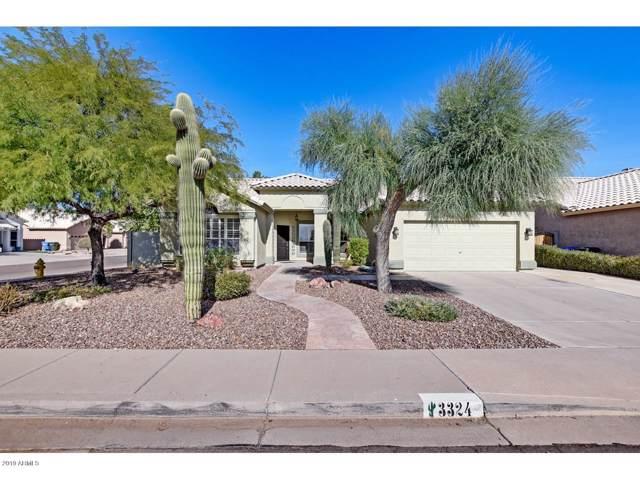 3324 E Sequoia Drive, Phoenix, AZ 85050 (MLS #6003205) :: Revelation Real Estate
