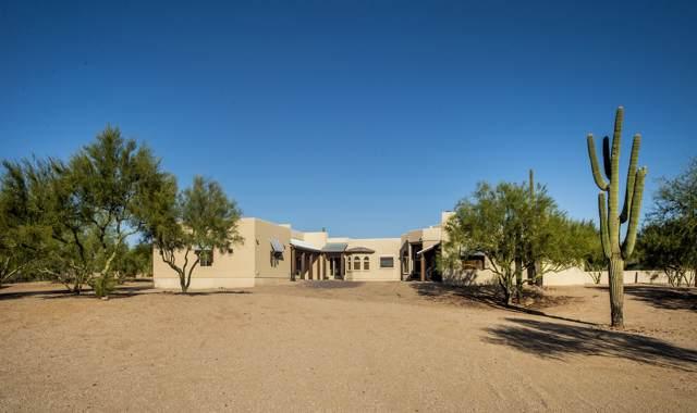 29441 N 64TH Street, Cave Creek, AZ 85331 (MLS #6003207) :: Devor Real Estate Associates