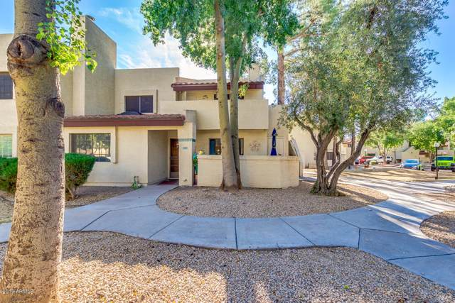 2020 W Union Hills Drive #219, Phoenix, AZ 85027 (MLS #6003211) :: The Laughton Team