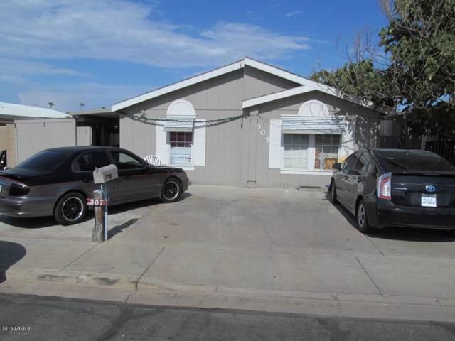 307 S York Circle, Mesa, AZ 85204 (MLS #6003214) :: Brett Tanner Home Selling Team